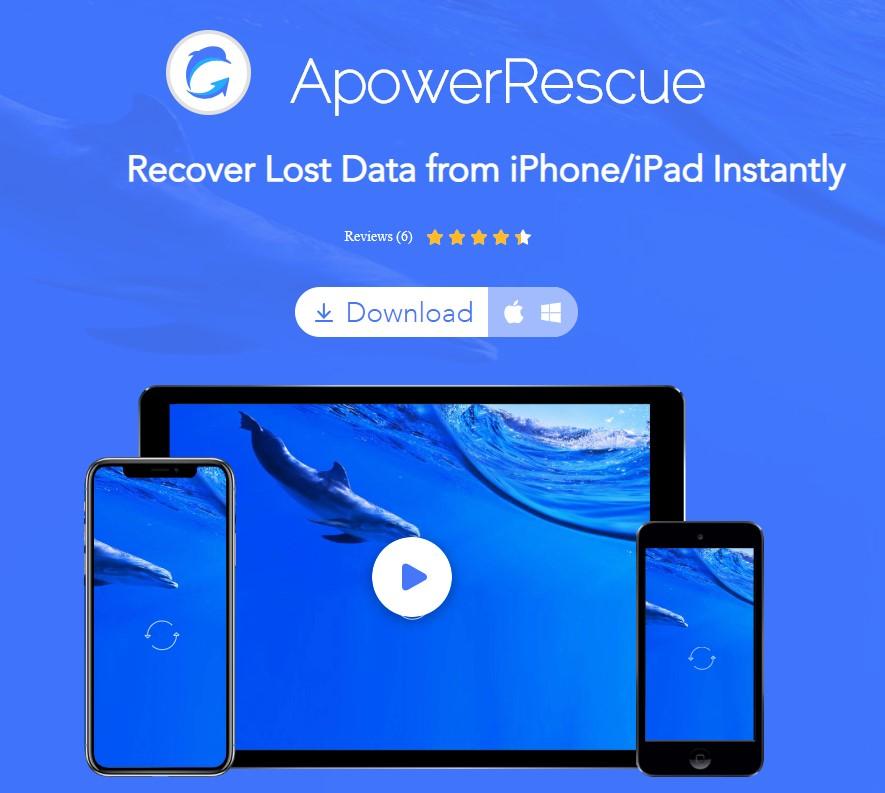 Recuperar fotos conapowersoft para iPhone