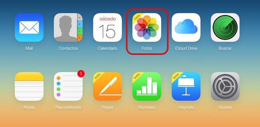 Cómo recuperar fotos de iCloud